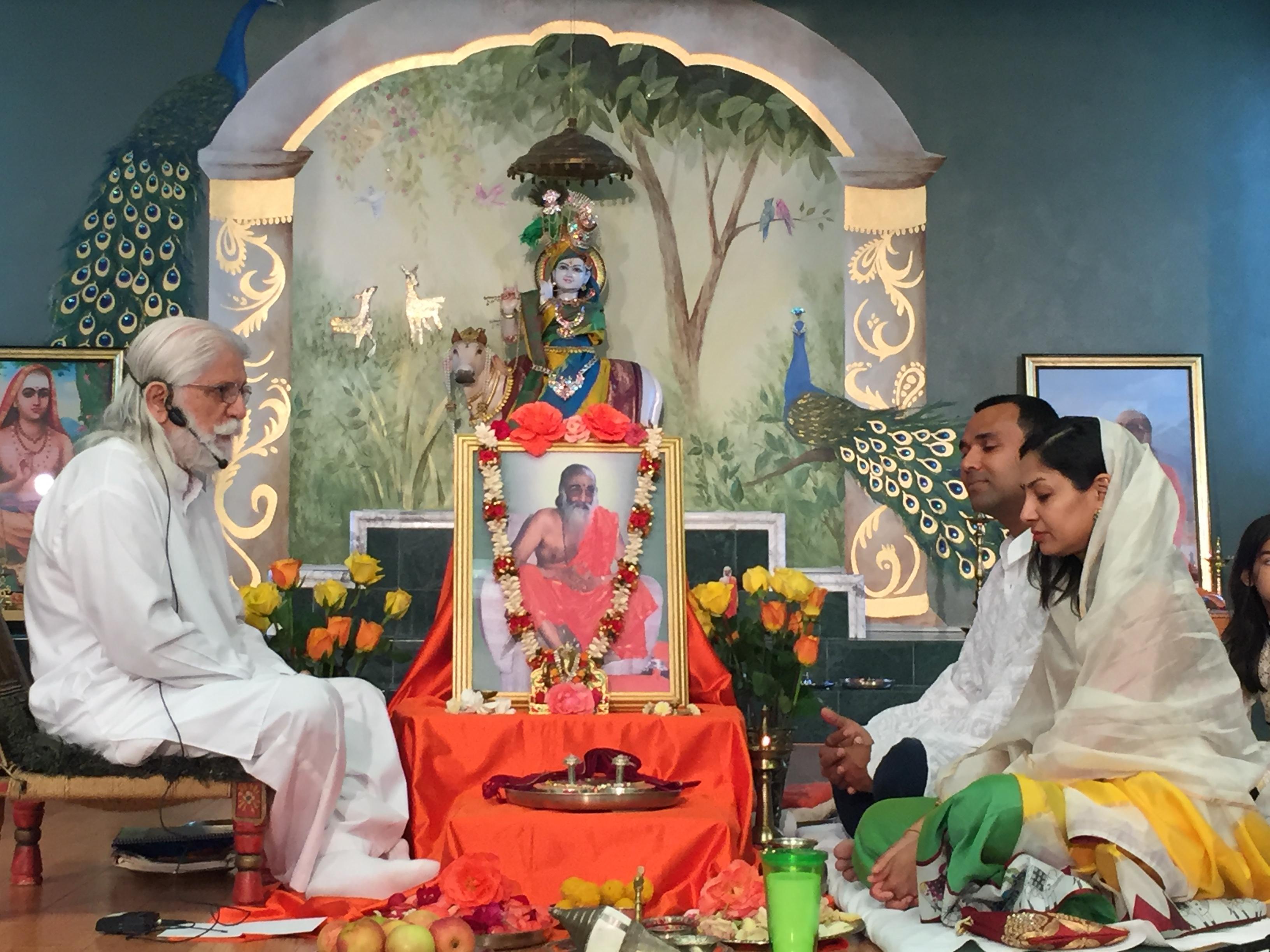 Gurudev Jayanthi